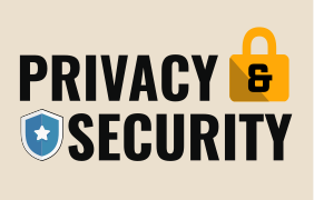 LHRIC Privacy & Security logo