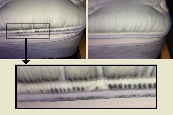 how to clean dust off mattress