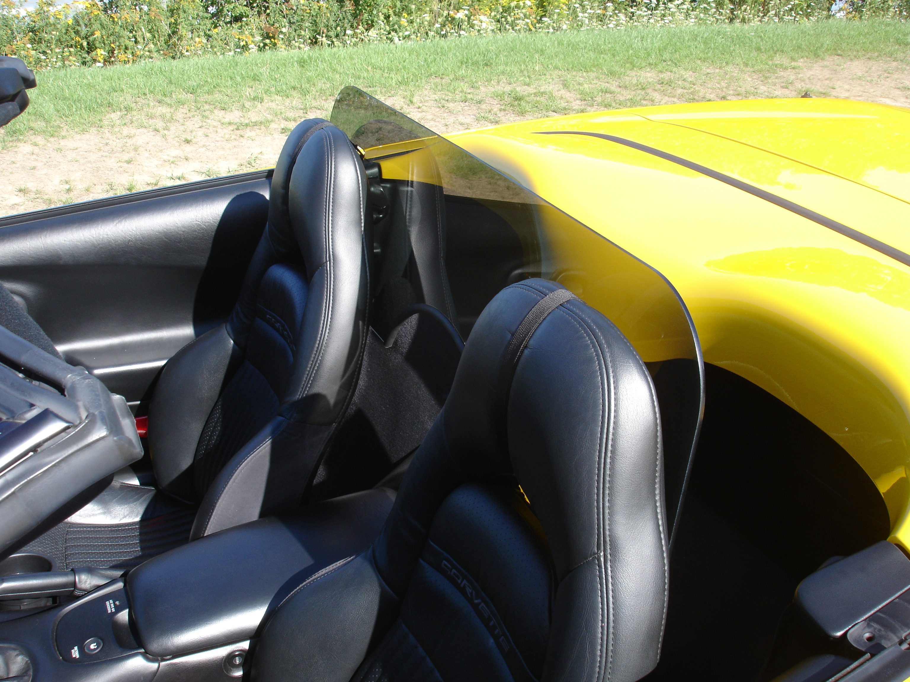 #1 Rated Corvette C5 Windscreen Wind Deflector Windblocker ...