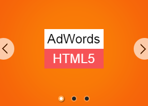 HTML5 Ad for AdWords